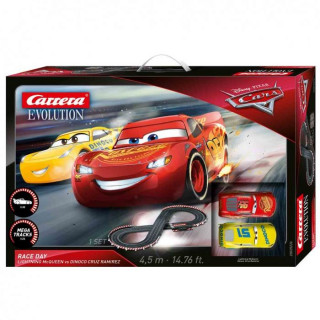 Autodráha Carrera EVO 25226 Disney Pixar Cars3
