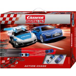Autodráha Carrera D143 40033 Action Chase