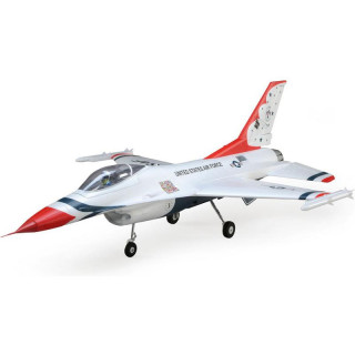 E-flite F-16 Thunderbirds 70mm EDF 0,8m BNF Basic SAFE Select