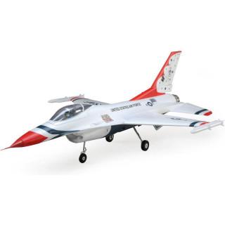E-flite F-16 Thunderbirds 70mm EDF 0,8m PNP