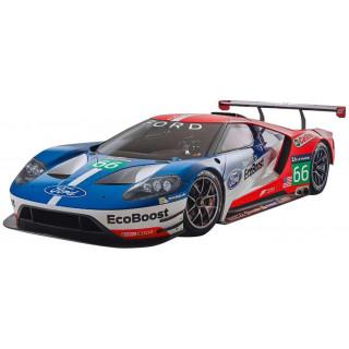 ModelSet auto 67041 - Ford GT Le Mans 2017 (1:24)