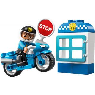 LEGO DUPLO - Policejní motorka