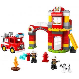 LEGO DUPLO - Hasičská stanice