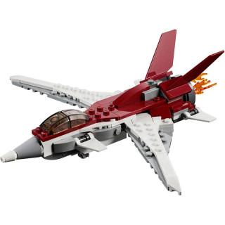 LEGO Creator - Futuristický letoun