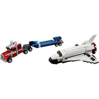 LEGO Creator - Přeprava raketoplánu