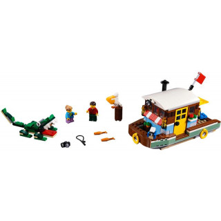 LEGO Creator - Říční hausbót