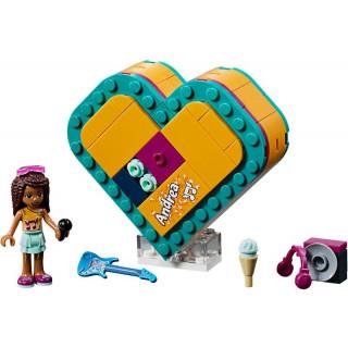 LEGO Friends - Andreina srdcová krabička