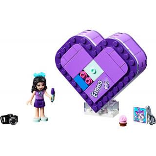 LEGO Friends - Emmina srdcová krabička