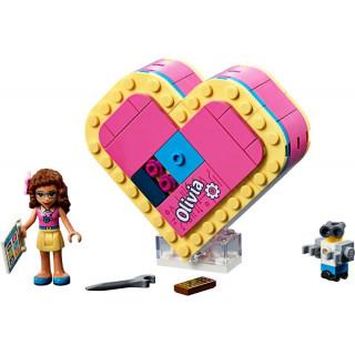 LEGO Friends - Oliviina srdcová krabička