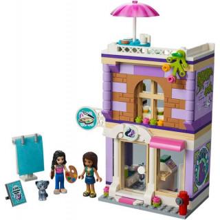 LEGO Friends - Emma a umělecké studio