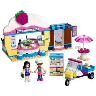 LEGO Friends - Olivia a kavárna s dortíky