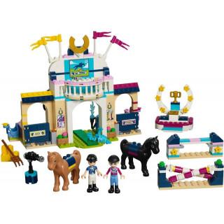 LEGO Friends - Stephanie a parkurové skákání