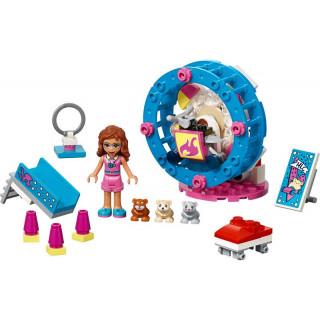LEGO Friends - Hřiště pro Oliviiny křečky