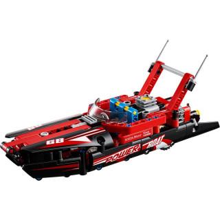 LEGO Technic - Motorový člun