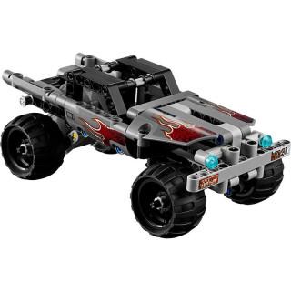 LEGO Technic - Útěk v teréňáku