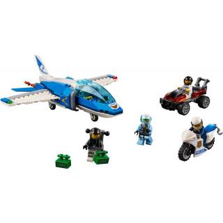 LEGO City - Zatčení zloděje s padákem