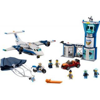 LEGO City - Základna Letecké policie