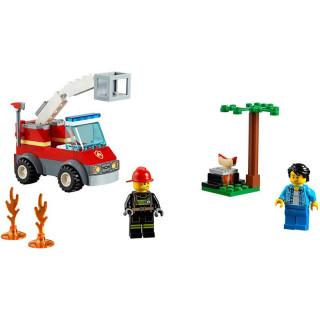 LEGO City - Grilování a požár