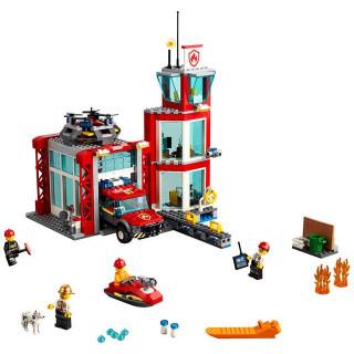 LEGO City - Hasičská stanice