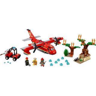 LEGO City - Požární letoun