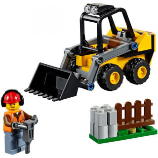 LEGO City - Stavební nakladač