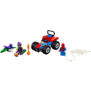 LEGO Super Heroes - Spider-Man automobilová honička