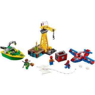 LEGO Super Heroes - Spider-Man: Doc Ock Loupež diamantů