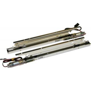 Elektrické brzdící štíty 185mm (pár)