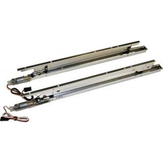 Elektrické brzdící štíty 255mm (pár)