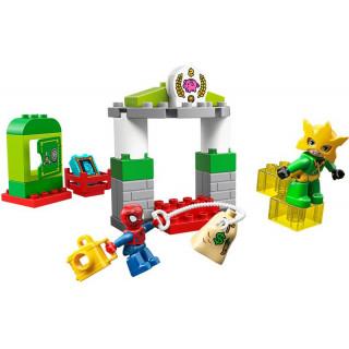 LEGO DUPLO - Super Heroes Spider-Man vs. Electro