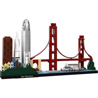 LEGO Architecture - San Francisco