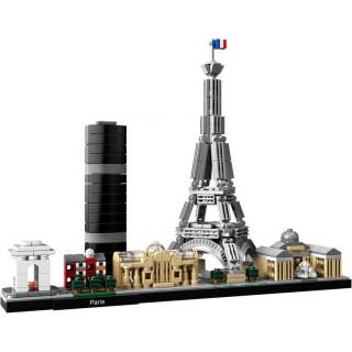 LEGO Architecture - Paříž