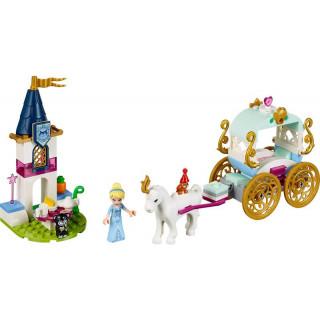 LEGO Disney - Projížďka Popelčiným kočárem