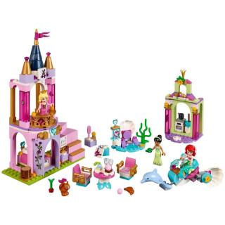 LEGO Disney - Královská oslava Ariel, Šípkové Růženky a Tiany