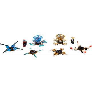 LEGO Ninjago - Spinjitzu Nya a Wu