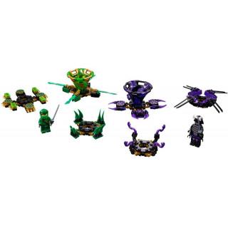LEGO Ninjago - Spinjitzu Lloyd vs. Garmadon
