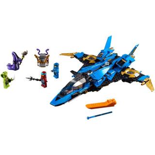 LEGO Ninjago - Jayův bouřkový štít