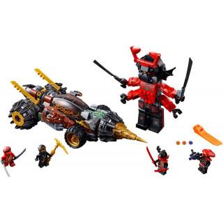 LEGO Ninjago - Coleův razicí vrták