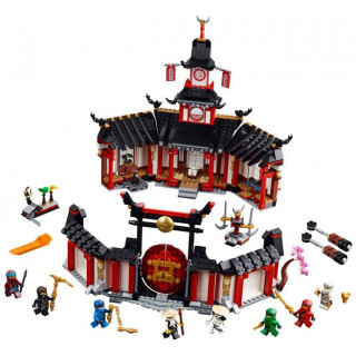 LEGO Ninjago - Chrám Spinjitzu