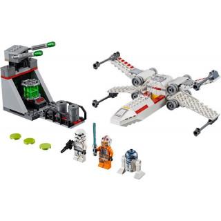LEGO Star Wars - Útěk z příkopu se stíhačkou X-Wing