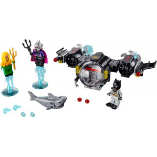 LEGO Super Heroes - Batmanova ponorka a střetnutí pod vodou