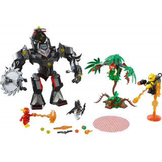 LEGO Super Heroes - Souboj robotů Batmana a Poison Ivy