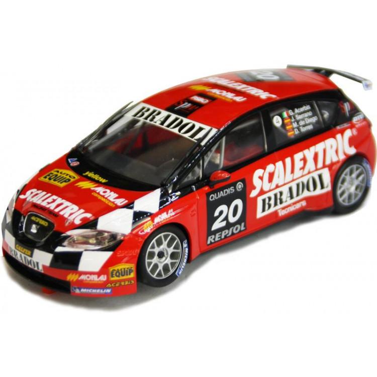 SCX Digital - Seat Leon WTCC BRADOL