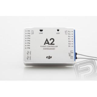 A2 - kompletní profi řídící systém pro multikoptéry