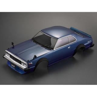 Killerbody karosérie 1:10 Nissan Skyline Hardtop 2000 GT-ES modrá