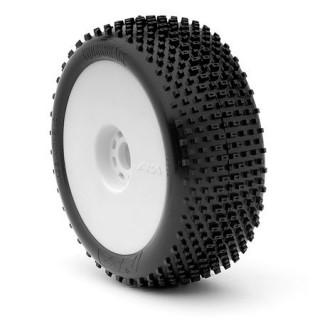 Crossbrace (Soft - Long Wear) nalepené na EVO diskách (bílé)