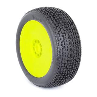 Catapult (Super Soft) nalepené na EVO diskách (žluté)