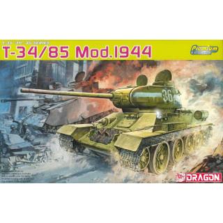 Model Kit tank 6319 - T-34/85 MOD.1944 (PREMIUM EDITION) (1:35)