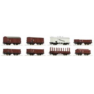Set osmi nákladních vozů, DRG