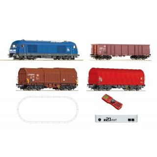 Digitální Z21 startovací sada: Dieselová lokomotiva třídy 253 a freigth vlak,PRESS / DB AG